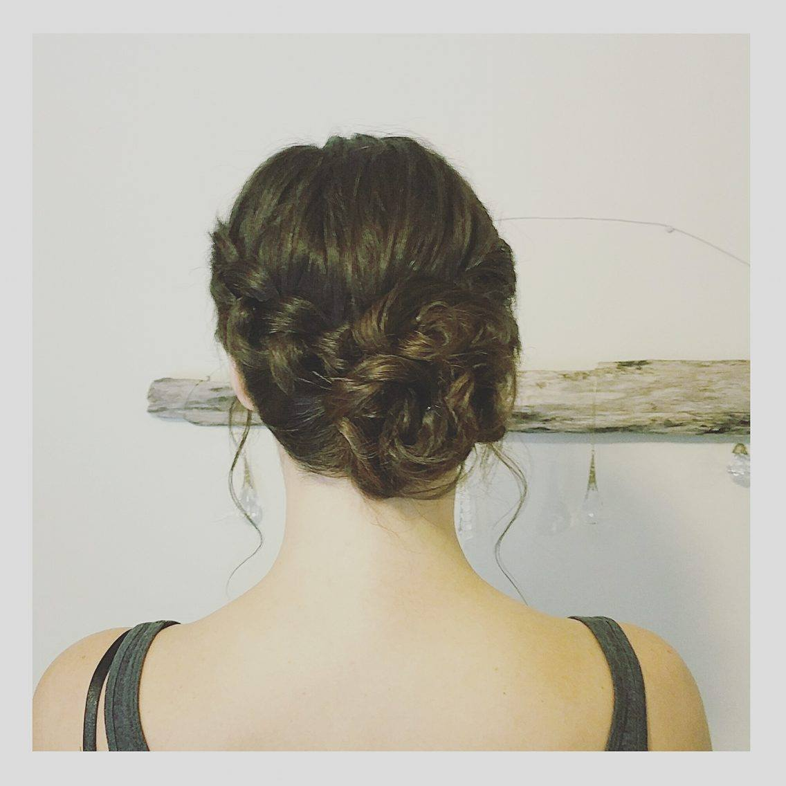 Updos - Classic and Bridal | A Cut Above Hair Design | Waterford ...