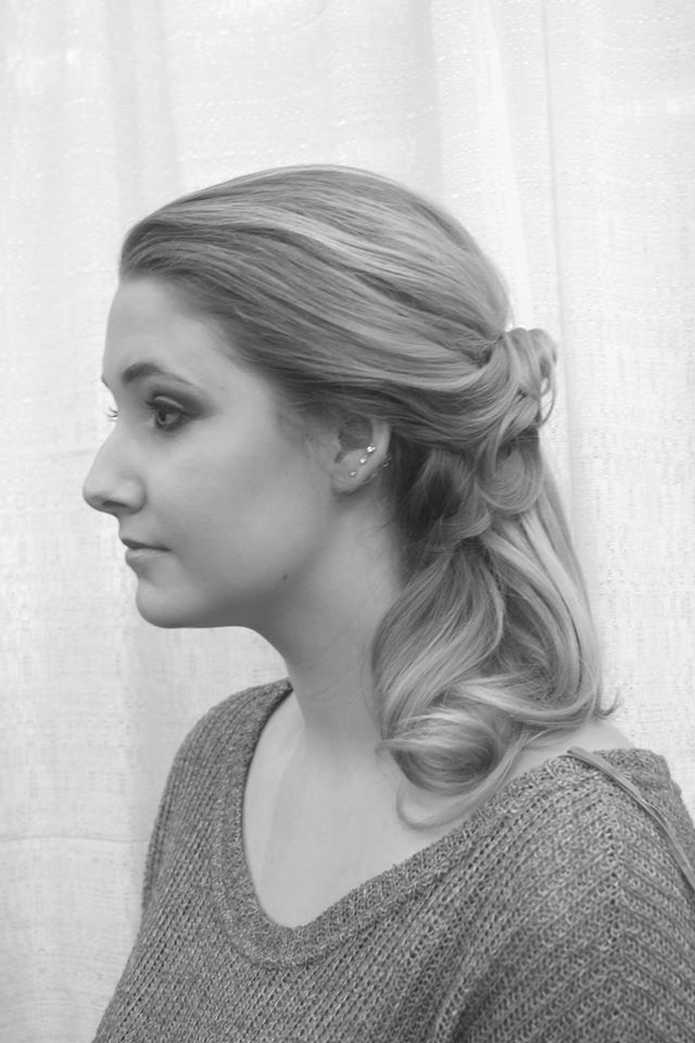 Wedding Hairstyles | Updo Wedding Hairstyles | A Cut Above Hair Design