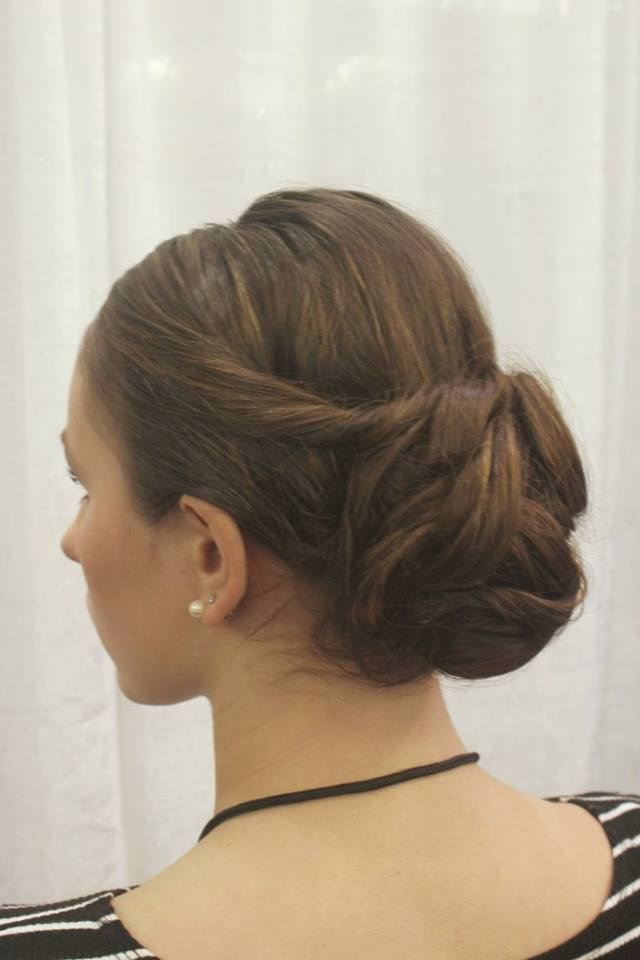 Bridal Hairstyles - A Cut Above Hair Salon in Waterford, Connecticut