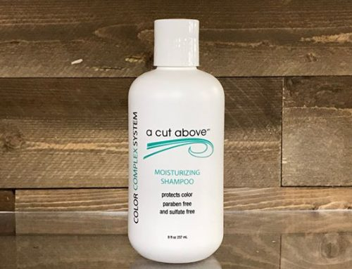A Cut Above Moisturizing Shampoo